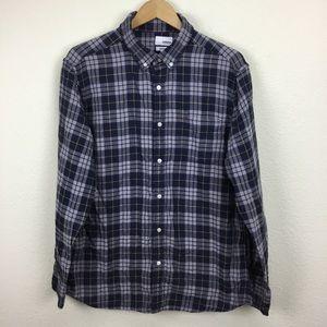Sonoma The Everyday Shirt Mens Large